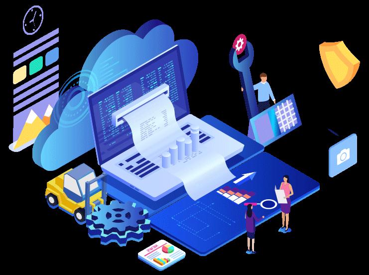 行业应用系统定制开发